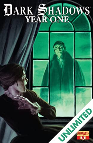 Dark Shadows: Year One #5